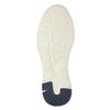 Skórzane trampki męskie bata, szary, 846-2639 - 19