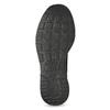 Czarne trampki męskie wsportowym stylu nike, czarny, 809-0557 - 18
