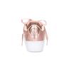 Różowe satynowe trampki puma, różowy, 509-5710 - 15