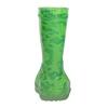 Zielone kalosze wdeseń mini-b, zielony, 392-7110 - 16