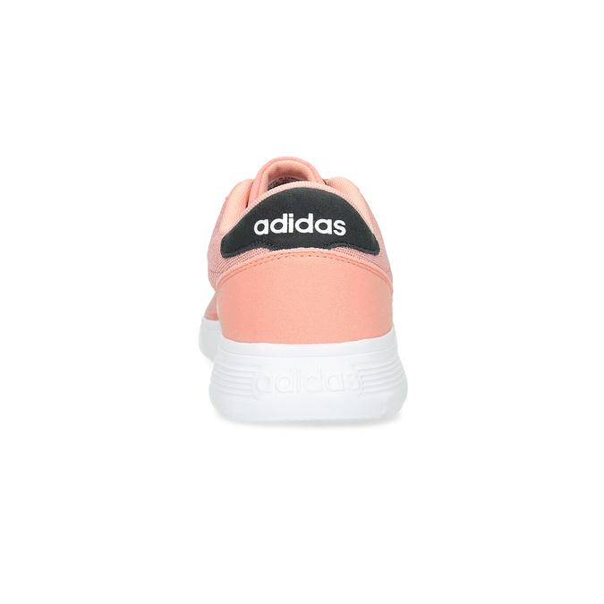 Trampki dziewczęce wkolorze łososiowym adidas, różowy, 409-5388 - 15