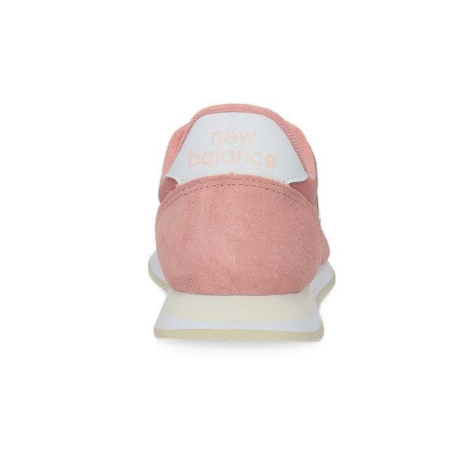 Różowe trampki damskie new-balance, różowy, 509-5871 - 15