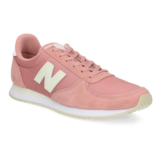 Różowe trampki damskie new-balance, różowy, 509-5871 - 13