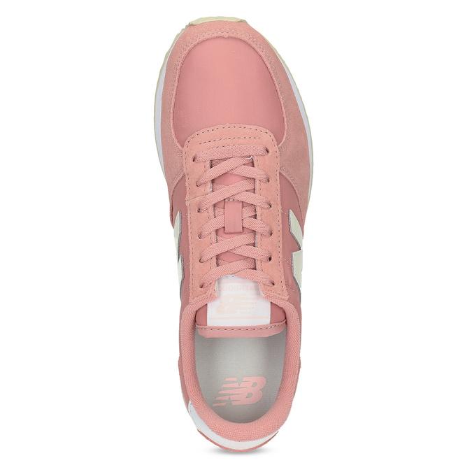 Różowe trampki damskie new-balance, różowy, 509-5871 - 17