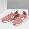 Różowe trampki damskie new-balance, różowy, 509-5871 - 16
