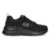 Czarne sportowe trampki Skechers skechers, czarny, 509-6321 - 19