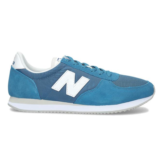 Turkusowe trampki męskie New Balance new-balance, niebieski, 809-9320 - 19