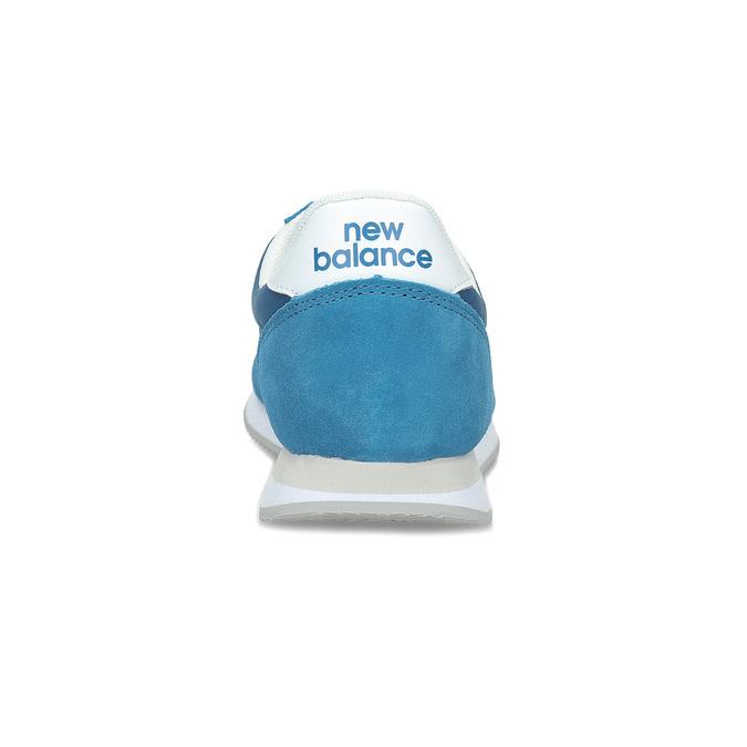 Turkusowe trampki męskie New Balance new-balance, niebieski, 809-9320 - 15