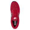 Czerwone skórzane trampki męskie New Balance new-balance, czerwony, 809-5739 - 17