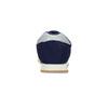 Granatowe skórzane trampki męskie New Balance new-balance, niebieski, 803-9207 - 15