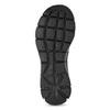 Czarne sportowe trampki Skechers skechers, czarny, 509-6321 - 18