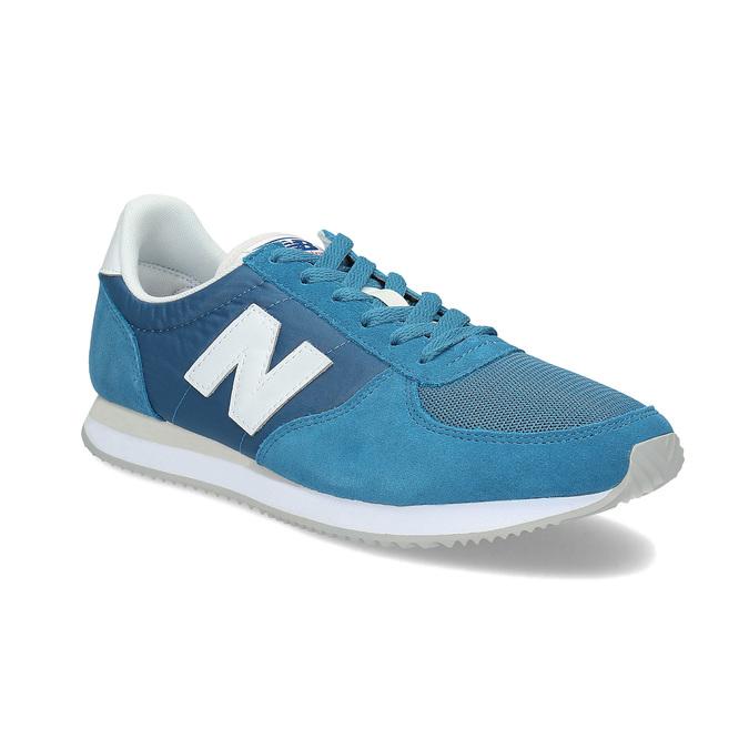Turkusowe trampki męskie New Balance new-balance, niebieski, 809-9320 - 13