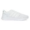 Białe trampki damskie zkoronką adidas, biały, 509-1112 - 19