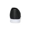 Czarne trampki męskie zfakturą siatki adidas, czarny, 809-6422 - 15