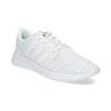 Białe trampki damskie zkoronką adidas, biały, 509-1112 - 13