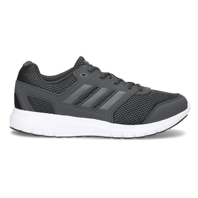 Szare trampki męskie adidas, szary, 809-6396 - 19