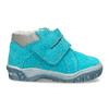 Skórzane obuwie dziecięce za kostkę bubblegummer, niebieski, 113-9608 - 19