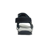 Sandały chłopięce wsportowym stylu mini-b, niebieski, 461-9607 - 15