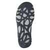 Sandały chłopięce wsportowym stylu mini-b, niebieski, 461-9607 - 19
