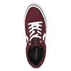 Bordowe trampki damskie converse, czerwony, 589-5259 - 17