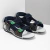 Sandały chłopięce wsportowym stylu mini-b, niebieski, 461-9607 - 26