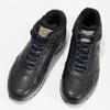 Zimowe trampki męskie bata, czarny, 846-6646 - 16