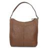 Brązowa skórzana torba bata, brązowy, 964-3254 - 16