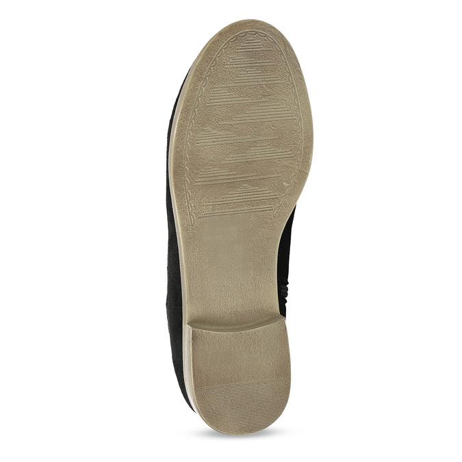 Botki damskie bata, czarny, 599-6614 - 18